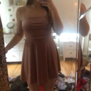 pacsun pink dress